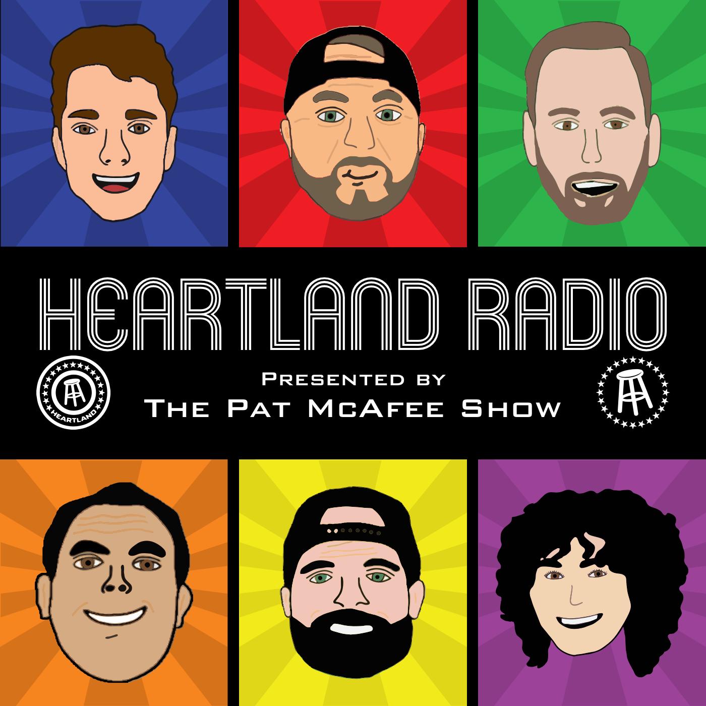 pod|fanatic | Podcast: Heartland Radio: Presented by The ...