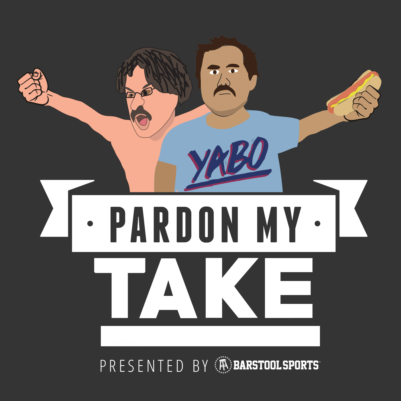 Pardon My Take by Barstool Sports on Apple Podcasts a9bee1a79