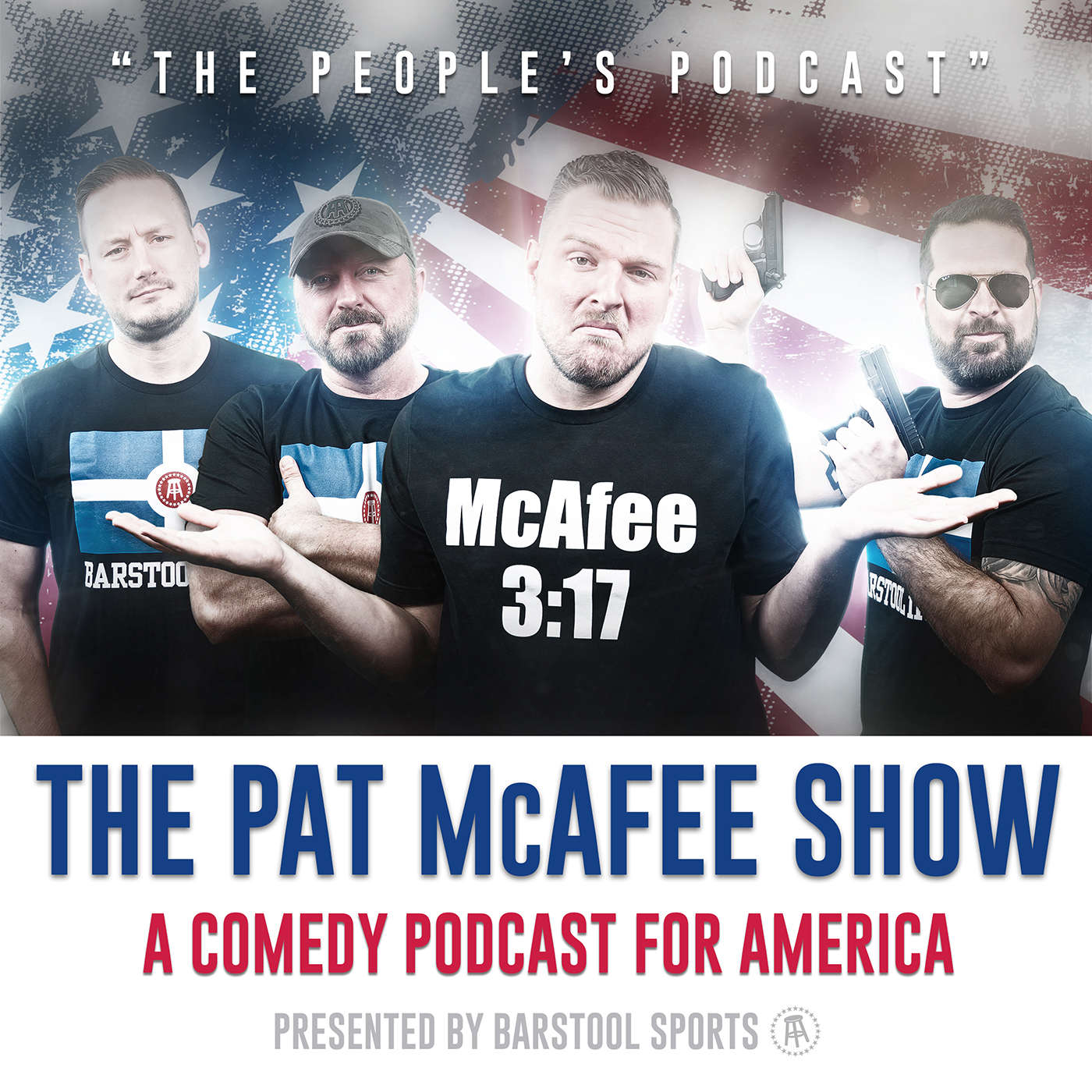 PMS 200 - Pat's NFL Draft Story, Pardon My Take, And Adam Vinatieri